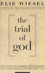 Vente EBooks : The Trial of God  - Élie Wiesel