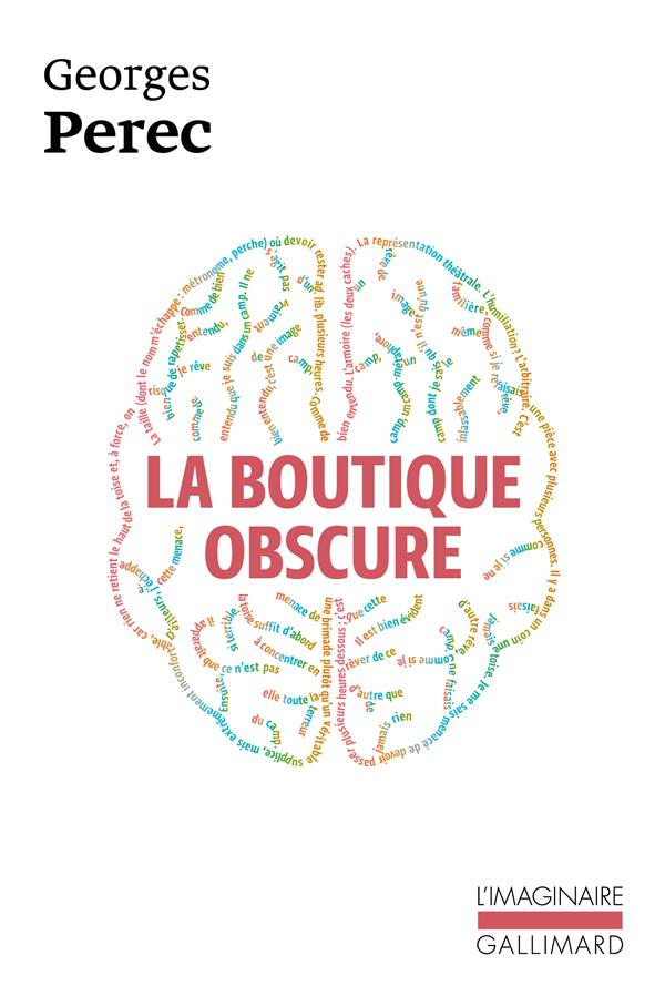 LA BOUTIQUE OBSCURE - 124 REVES