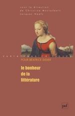 Vente EBooks : Le bonheur de la littérature  - Christine Montalbetti - Jacques Neefs