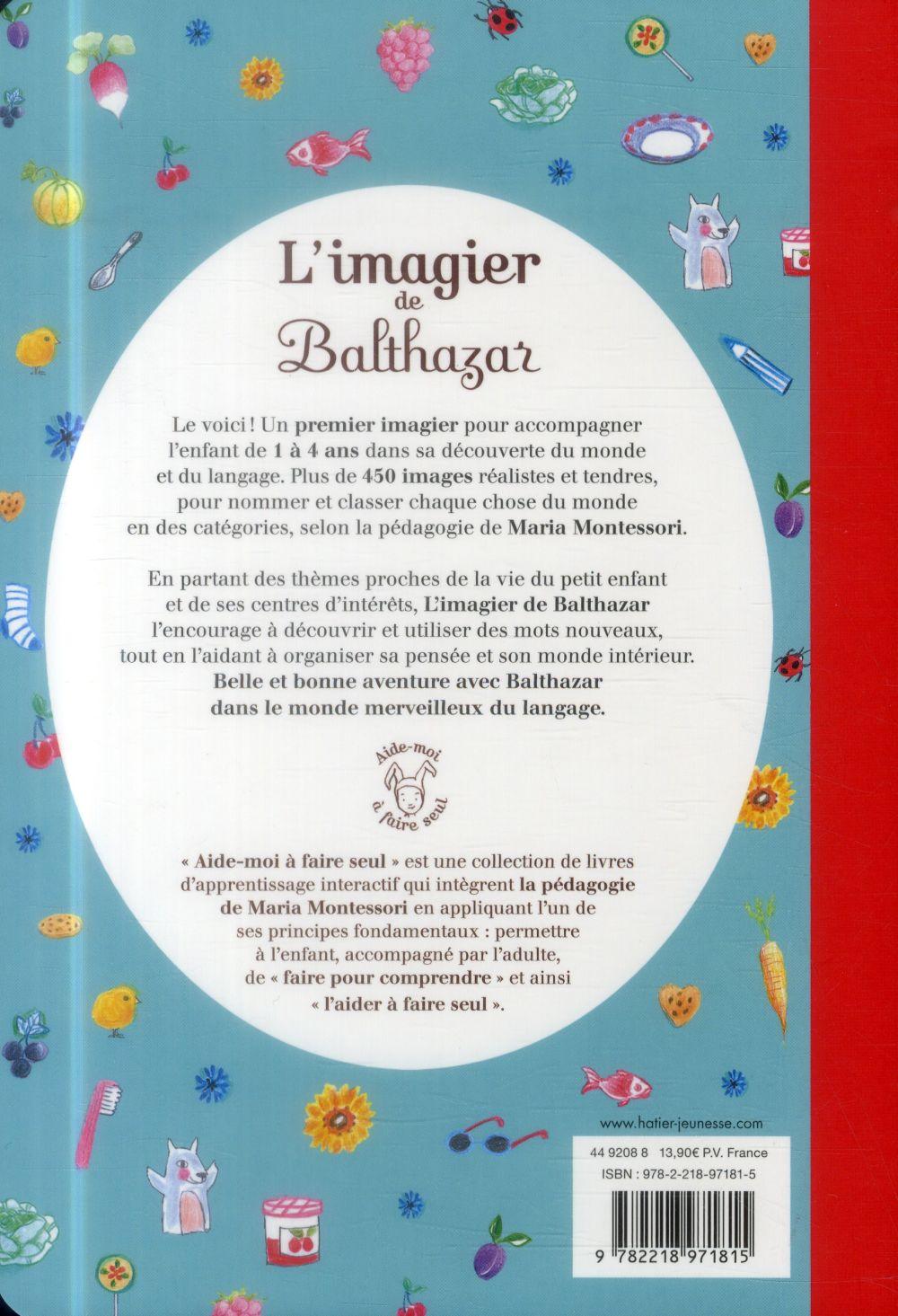 L'imagier de Balthazar