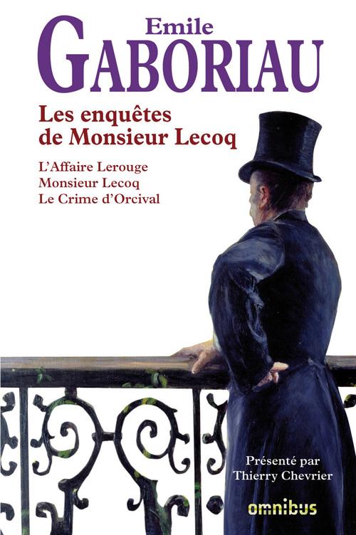 Les Enquêtes de M. Lecoq