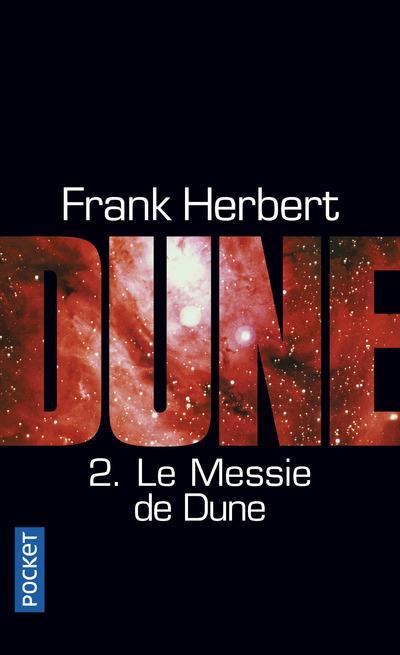 LE MESSIE DE DUNE HERBERT, FRANK