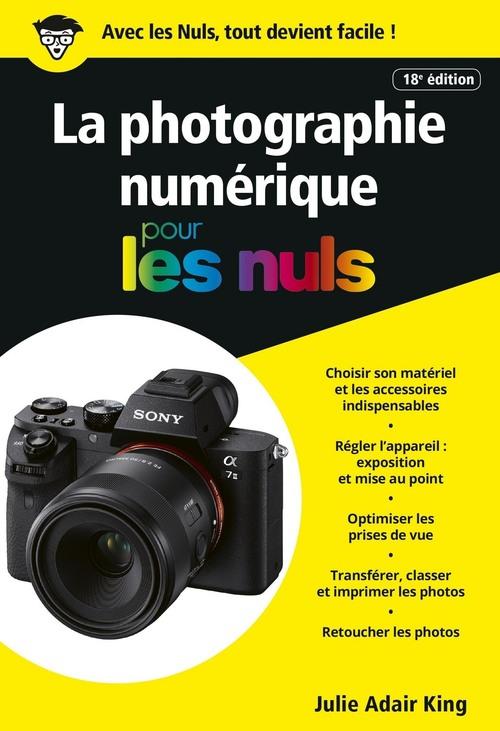Photo numérique poche pour les nuls (18e édition)