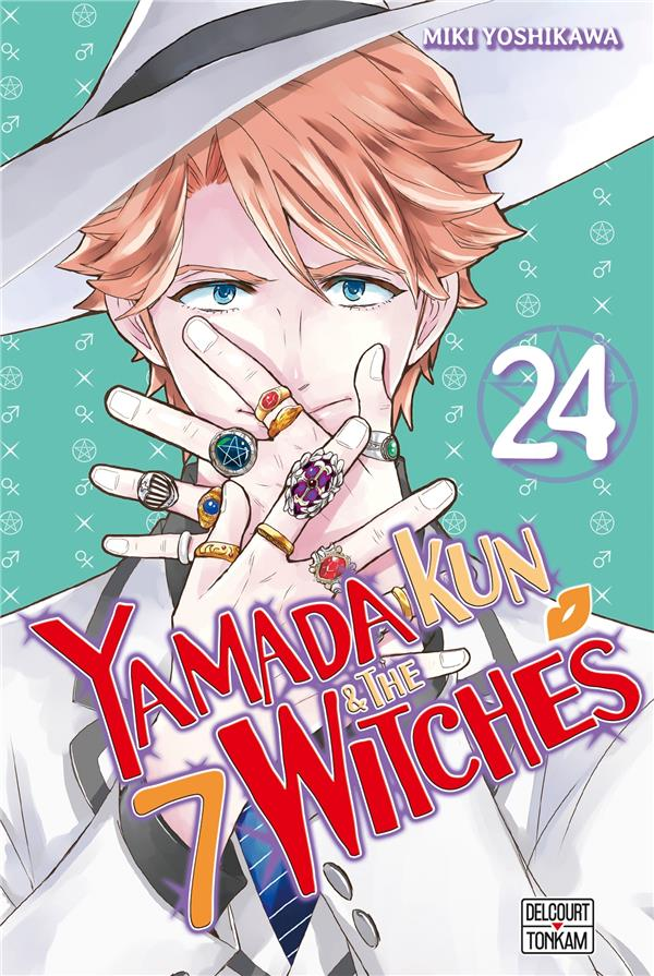 Yamada Kun & the 7 witches T.24