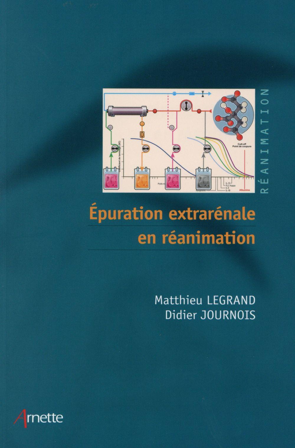 épuration extrarénale en réanimation