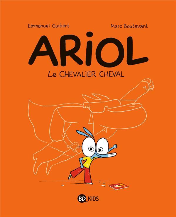 Ariol T.2 ; le chevalier cheval