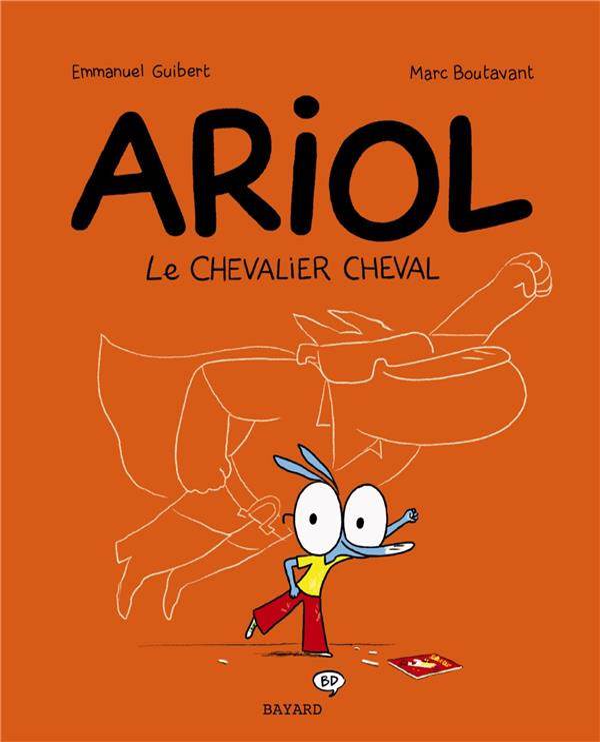 ARIOL T.2  -  LE CHEVALIER CHEVAL GUIBERT-E+BOUTAVANT-