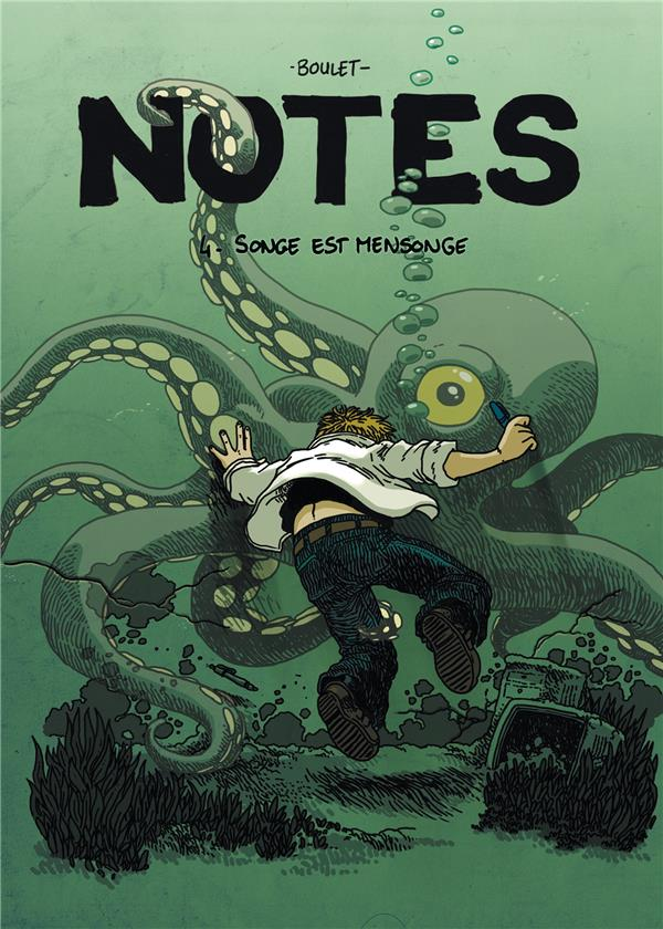 Notes T.4 ; songe est mensonge
