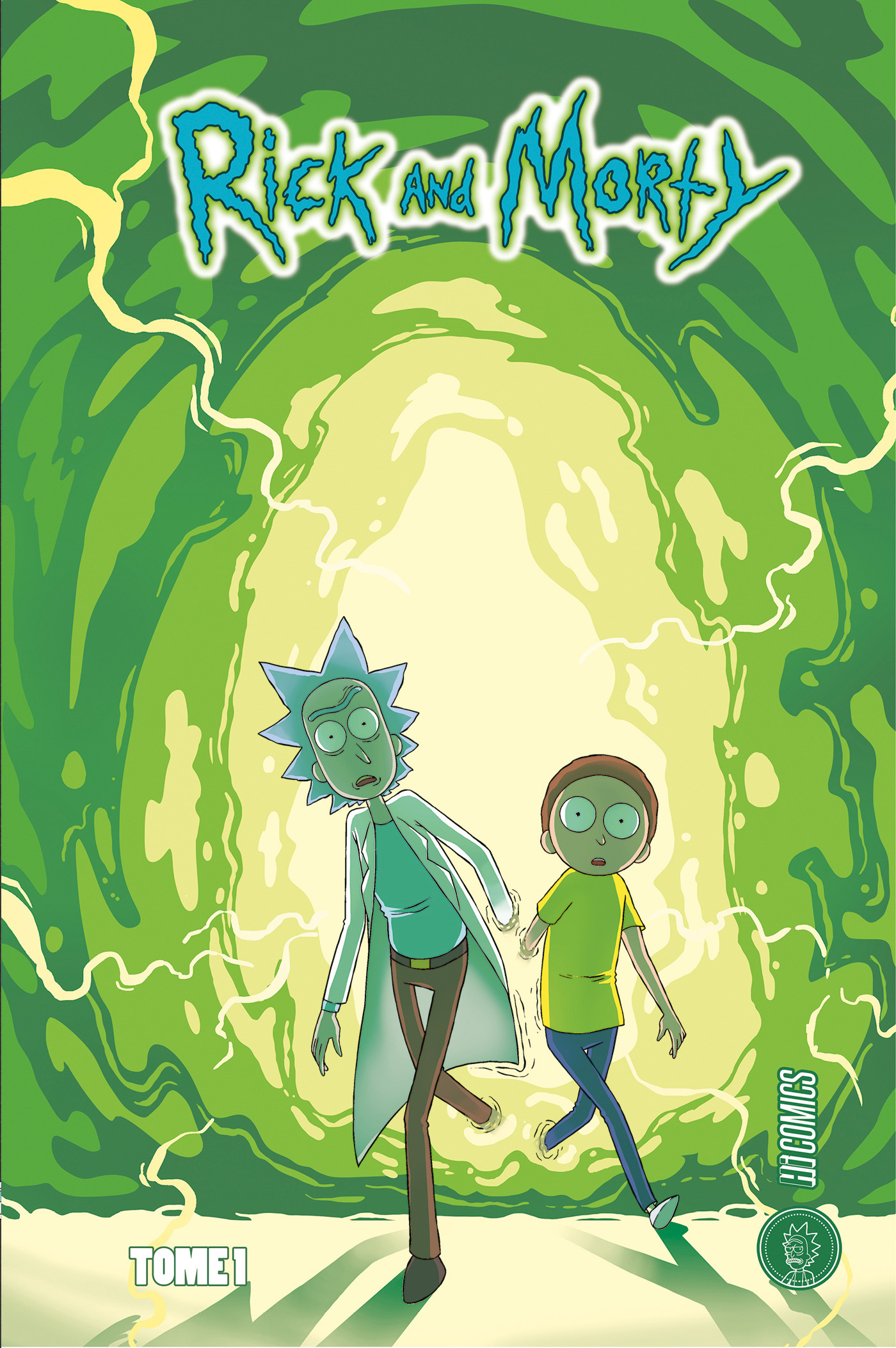 Rick and Morty T.1