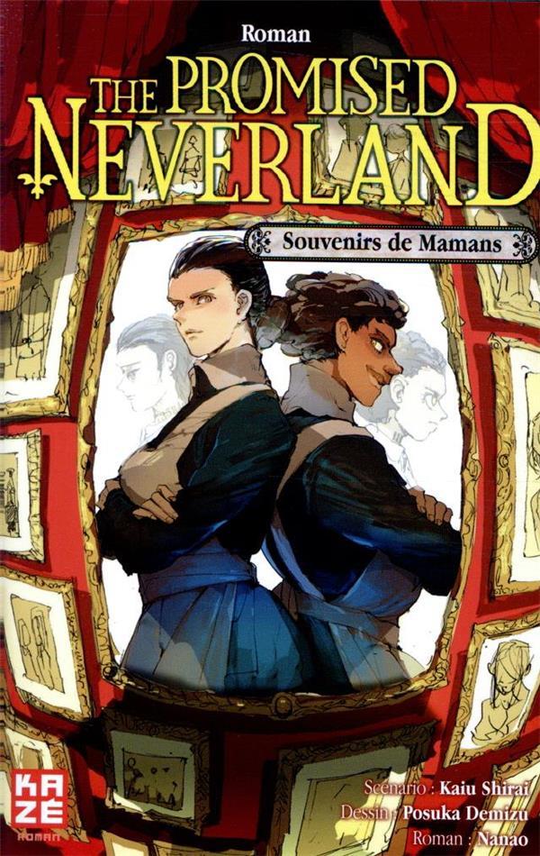 The promised Neverland T.2 ; souvenirs de maman