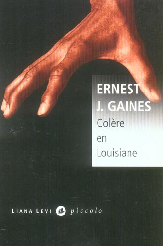 Colere en louisiane