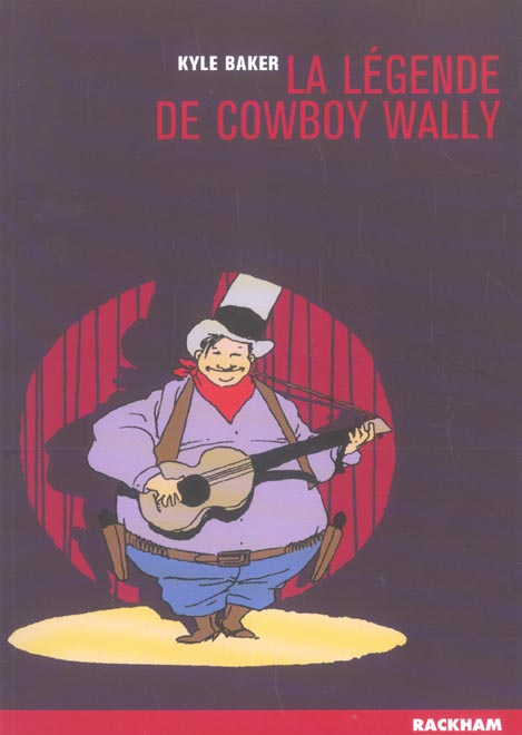 La legende de cowboy wally