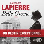 Vente AudioBook : Belle Greene  - Alexandra Lapierre