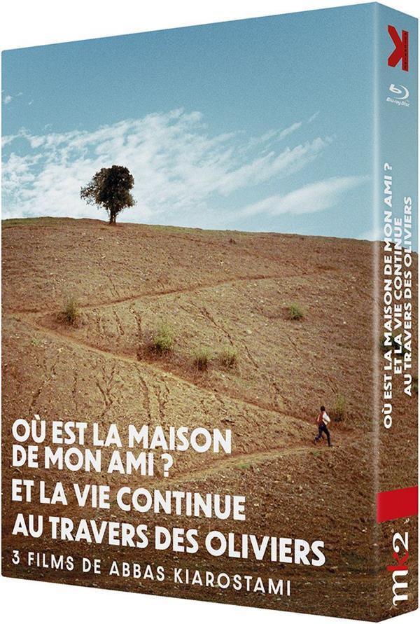 3 films de Abbas Kiarostami : Où est la maison de mon ami ? + Et la vie continue + Au travers des oliviers