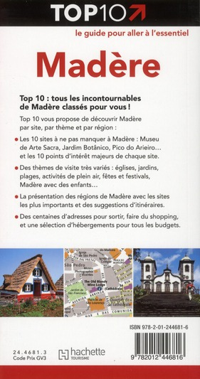 TOP 10 ; Madère