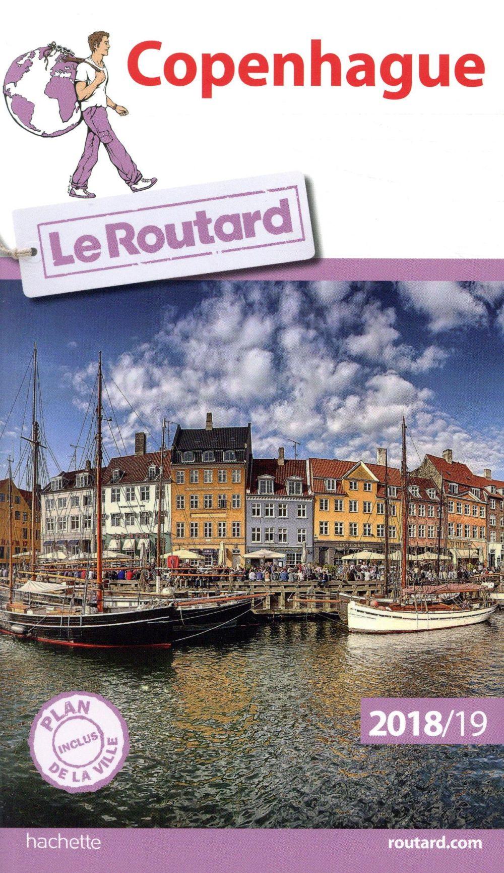Guide du Routard ; Copenhague (édition 2018/2019)