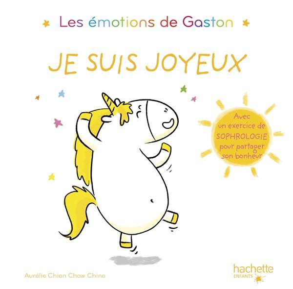 - LES EMOTIONS DE GASTON  -  JE SUIS JOYEUX