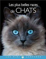 Vente Livre Numérique : Les plus belles races de chats  - Brigitte Bulard-Cordeau