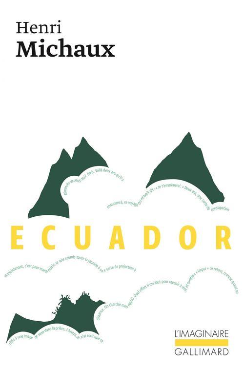Ecuador ; journal de voyage