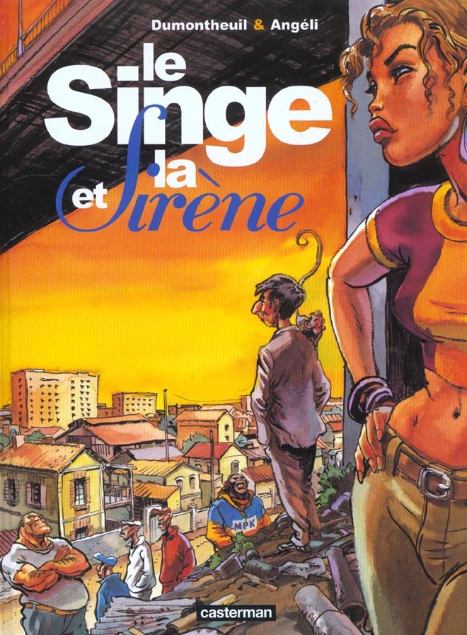 Le Singe Et La Sirene