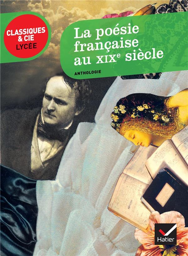 BENET, R - LA POESIE FRANCAISE AU XIXE SIECLE