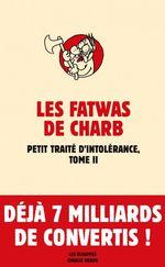 Vente Livre Numérique : Fatwas - tome 2 Petit traité d'intolérance  - Charb