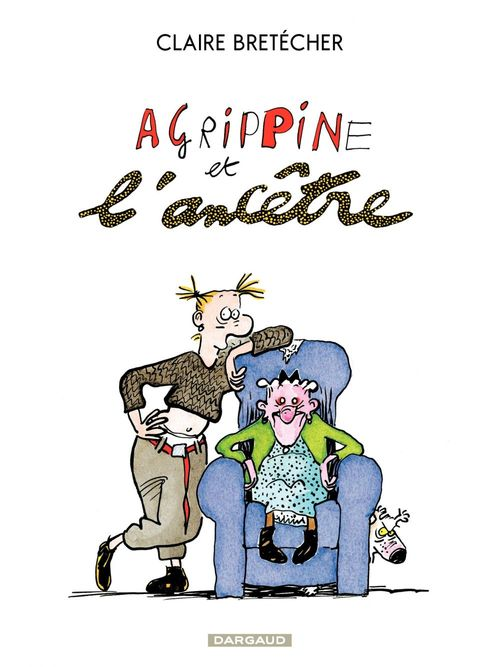 Agrippine t.5 ; Agrippine et l'ancêtre