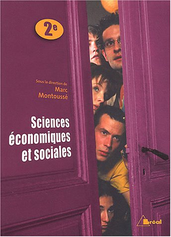 sciences economiques et sociales seconde