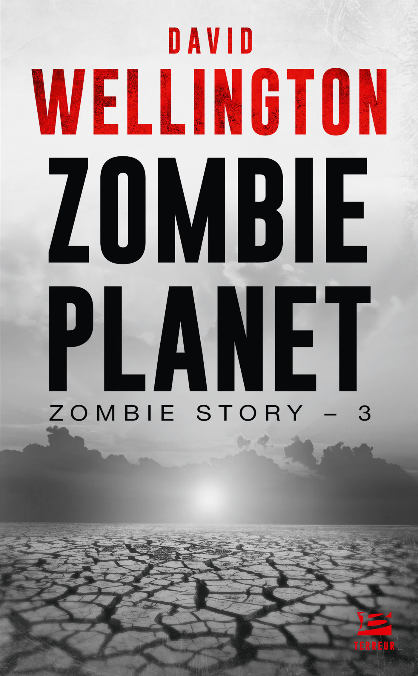 Zombie story T.3 ; zombie planet