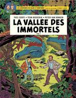 Couverture de Blake Et Mortimer - Blake & Mortimer - Tome 26 - La Vallee Des Immortels - Le Millieme Bras Du Mekon