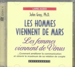 Les Hommes Viennent De Mars Et Les Femmes Viennent De Venus