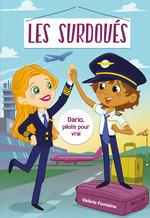 Vente EBooks : Les surdoués: Dario, pilote pour vrai!  - Valérie Fontaine