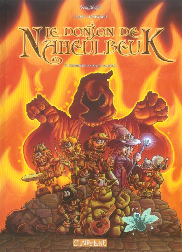 le donjon de Naheulbeuk t.2 ; première saison, partie 2