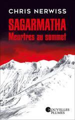 Couverture de Sagarmatha ; meurtres au sommet
