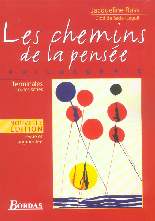 Chemins De La Pensee Philo Ter (Edition 2004)