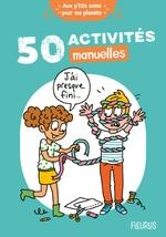Vente Livre Numérique : 50 activités manuelles  - Cécile Desprairies
