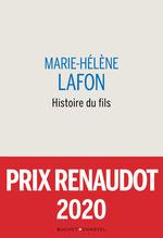 Vente Livre Numérique : Histoire du fils  - Marie-Hélène Lafon