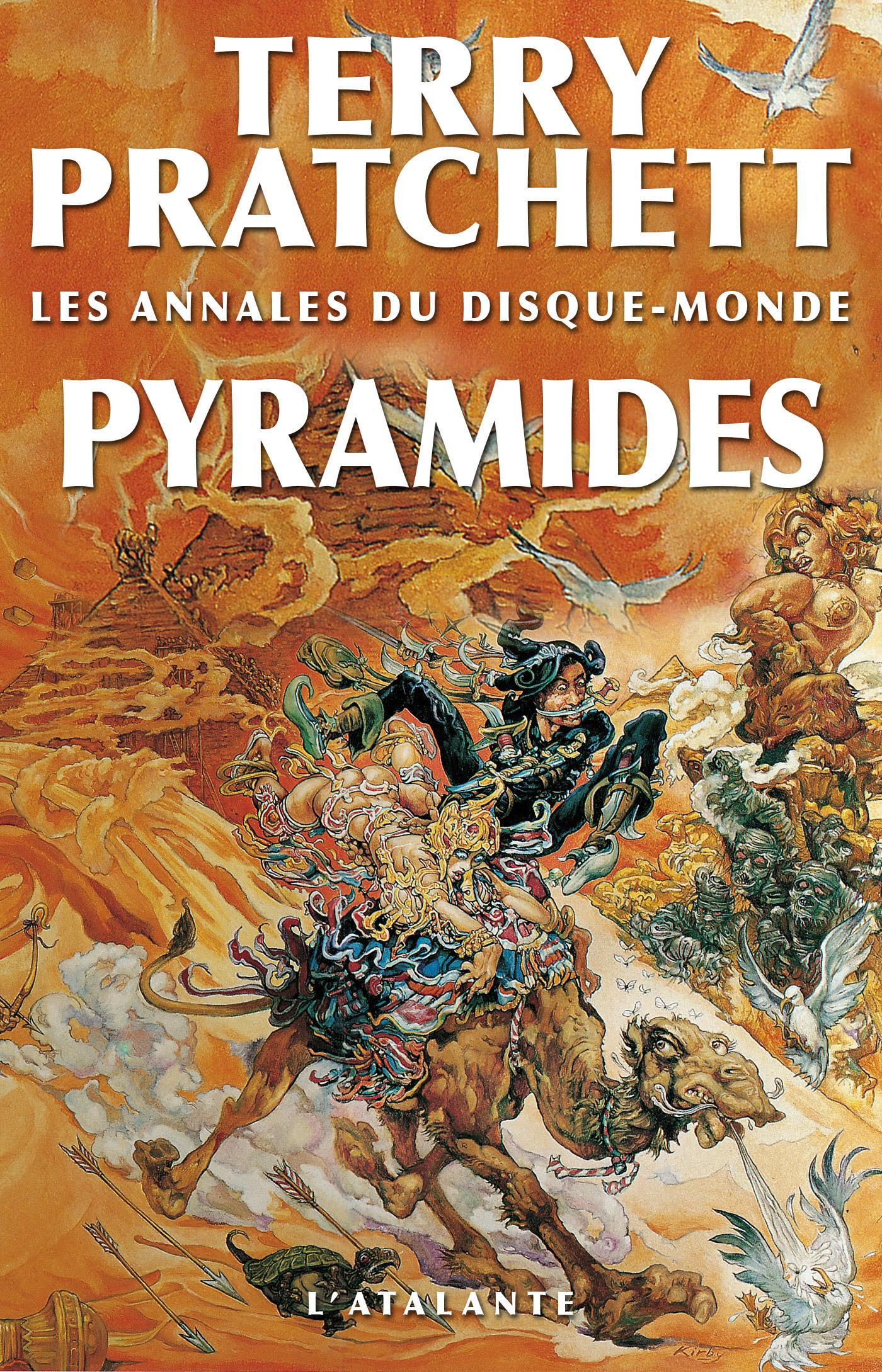Les annales du Disque-monde T.7 ; pyramides