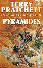 Vente Livre Numérique : Pyramides  - Terry Pratchett