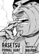Vente Livre Numérique : RASETSU : Primal Hunt Chapitre 11  - Eudetenis