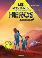 Vente Livre Numérique : Les mystères dont vous êtes les héros - Mission Exploration  - Agnès Laroche