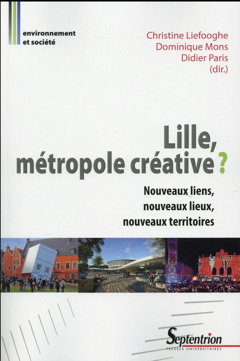 Lille, metropole creative ?