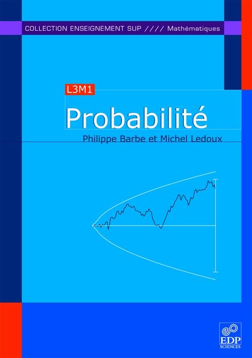 Probabilité ; L3M1