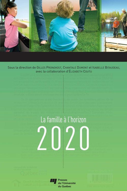 La famille à l'horizon 2020