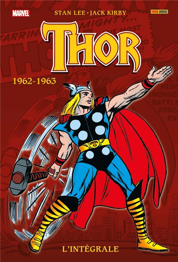 Thor ; INTEGRALE VOL.5 ; 1962-1963