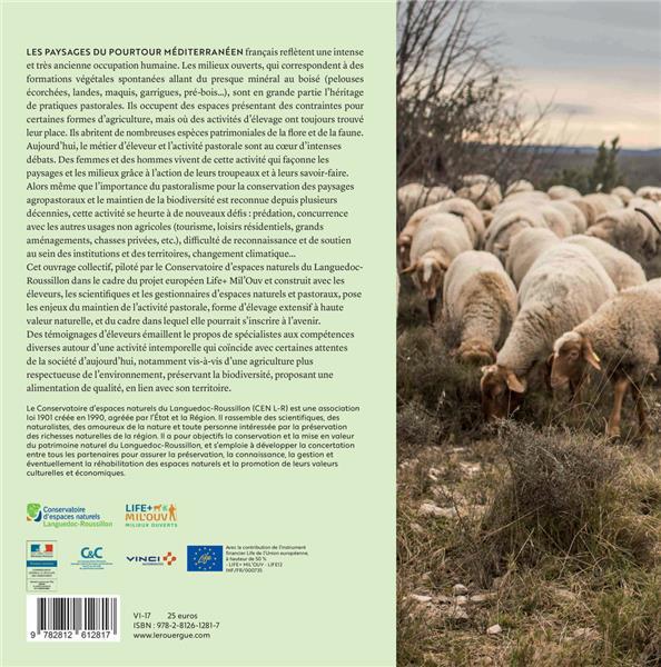 terres pastorales ; diversité et valeurs des milieux ouverts méditerranéens