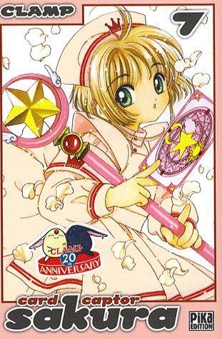 Card Captor Sakura T.7 Et T.8