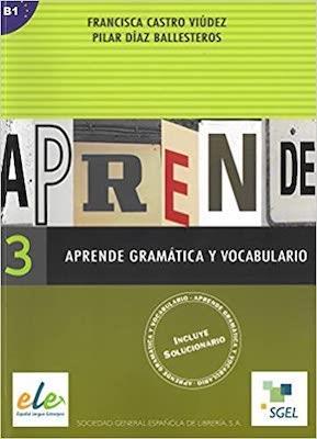 Aprende gramatica y vocabulario 3 b1