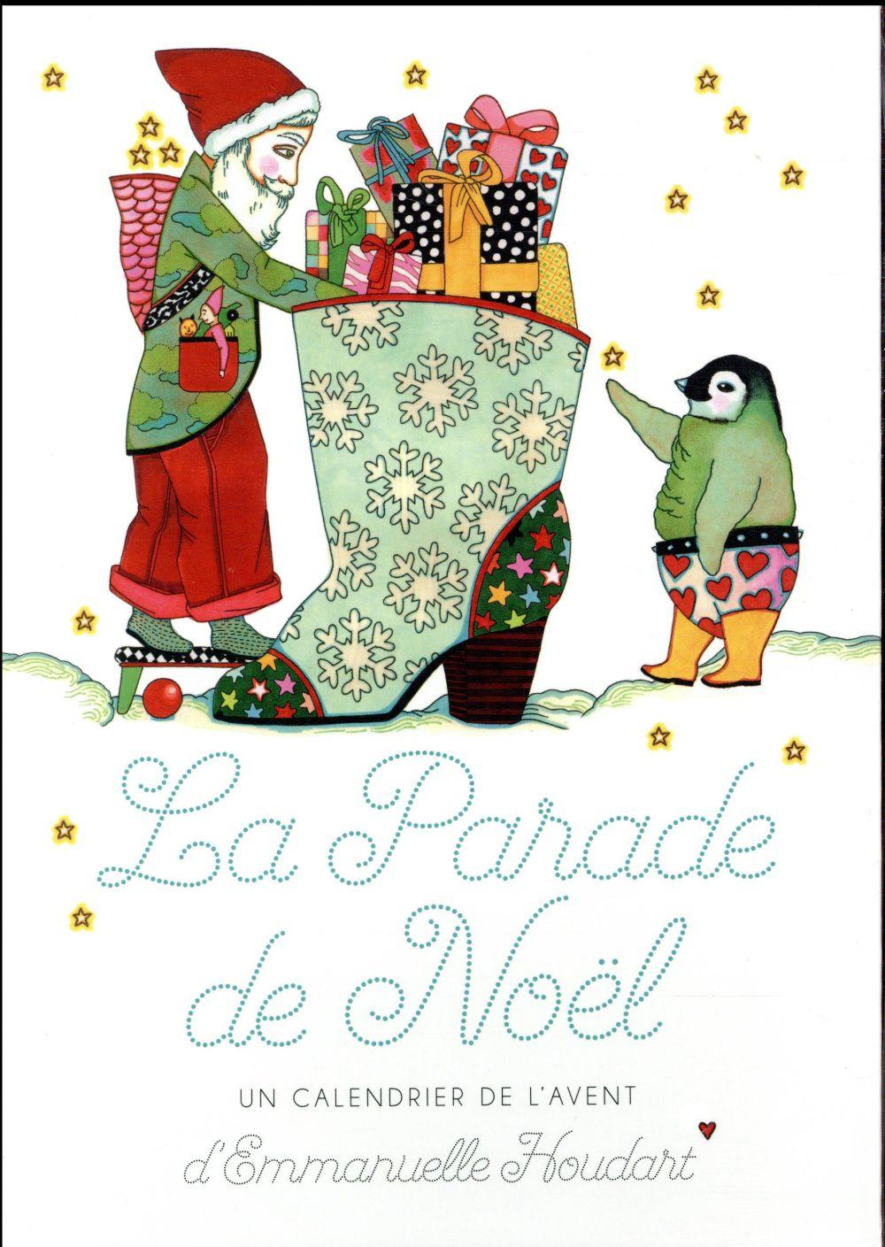 La parade de Noël ; un calendrier de l'avent