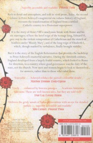 Tudors - a history of england volume ii